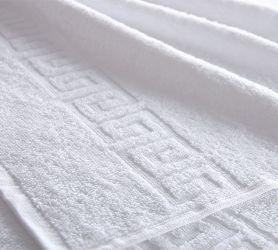 Полотенце махровое (белое)