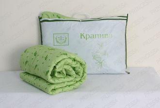 """Одеяло 12 """"Эконом"""" (крапива 300/полиэстер) 2-спальное"""