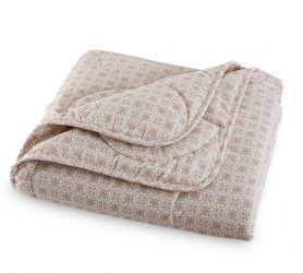 Одеяло 45 (бамбук, хлопок 300/перкаль) 1,5-спальное