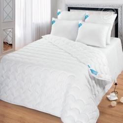 """Одеяло 66 арт. 2414 (""""лебяжий пух"""" 200/микрофибра) 1,5-спальное"""